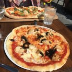 'Custom' pizza