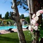 Scorcio su Piscina al Garden Resort & Spa Assisi
