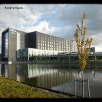 Park Plaza Hotel (formerly a Holiday Inn) near Schipol Airport
