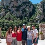 Monserrat family photo taken by Gaston
