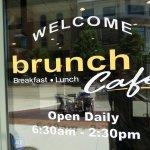 exterior Brunch cafe