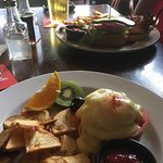 Best Sunday brunch in greater Victoria!