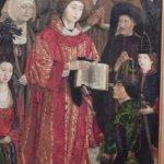 Saint Vincent as depicted by Nuno Gonçalves