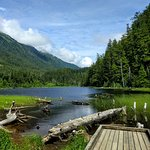 Thimbleberry Lake, Sitka.