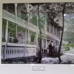 Picture of Hotel Utsikten in the old days