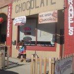 Sandpoint Chocolate Bear Foto