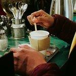 Cafe para llevar