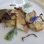 Gemischter Fisch-Teller