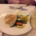 Delicious fish-