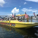 Photo of Thriller Miami Speedboat Adventures