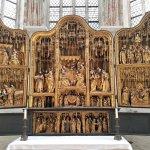 Antwerp Altarpiece Fully Open