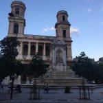 Eglise Saint-Sulpice Foto