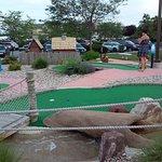 Mini golf in Old Saybrook, CT