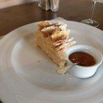 Napoleon cake