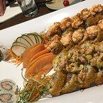 Chopstix-Sushi Foto