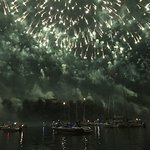 Fireworks at Festival of San Giovanni