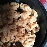 Horrible fries calamarie