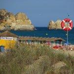 Beautiful Alvor beach