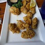 Manatee Island Bar & Grill - Fried Oysters