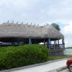 Manatee Island Bar & Grill - Outside Bar