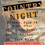 Country Night At CVI!!!