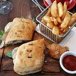 Black Angus Steak Sandwich