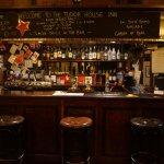 very quaint British bar