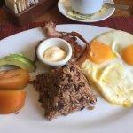 Cafe Playa Negra Foto