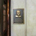 Pope Plaque