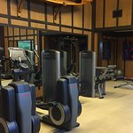 For the athletes in your party, the Pronghorn Resort has an excellent fitness center.
