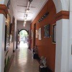 Hallway from Point Zero