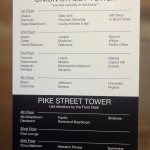 Stay in the Pike Street Tower if you want to use the gym/pool for easier access.