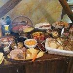 Il buffet x la colazione