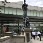 Bridge - Nihombashi (walk from hotel)