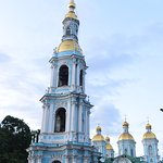 Nicholas Naval Cathedral and the Bell Tower
