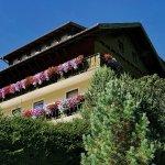 """Sommer-Ansicht Gasthof Pension Appartement """"Zur Gams"""""""