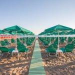 BIO Beach. A sandy beach, 50 meters from the hotel