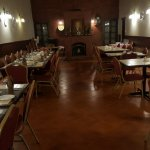 Good dining area