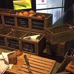 Breakfast Room: Bread Bar
