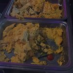 Break Fast Room: Scrambled Eggs from FRESH EGGS!!!! Very good