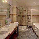 Badezimmer - Suite