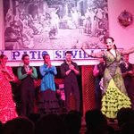 El Patio Sevillano Flamenco show