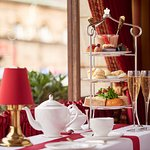 Royal Afternoon Tea in The Palace Lounge