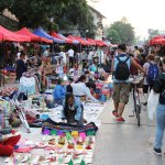 I went there every night… The Luang Prabang Night Market
