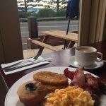 Buffet breakfast - YUM!