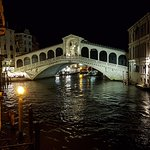 Rialto Bridge, as very few visitors see it.
