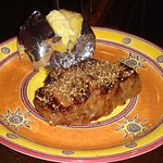 Saftige Steaks sind unsere Spezialität