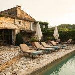 Villa Grenache piscine