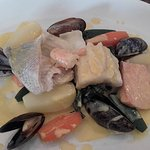 panache of fish