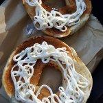 Parmasean bagels